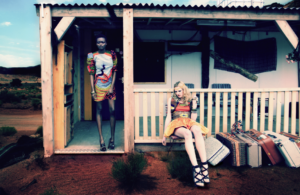 Irene Heldens Indian Summer collection by Will Falize - Ovo Drenth - Shona Lee Gal