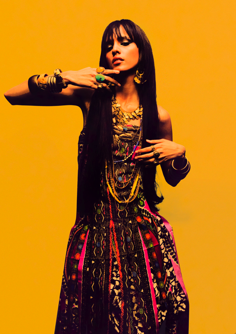 Irene Heldens Nubian Summer collection by Will Falize - Sammya Suellen